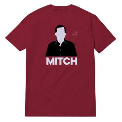 Cocaine Mitch Mc Connell Raises T-Shirt
