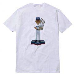 Miniature Dodgers Player T-Shirt