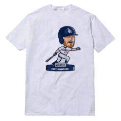 Cody Bellinger White T-Shirt