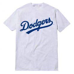 Dodgers Basic Logo T-Shirt