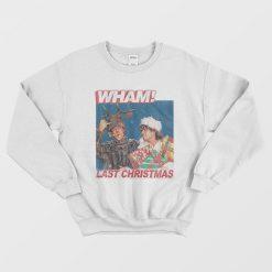 Vintage Christmas Trends Sweatshirts