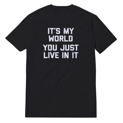 Alex Smith - Just Live T-shirt