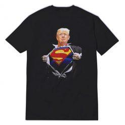Trump Superman President T-shirt