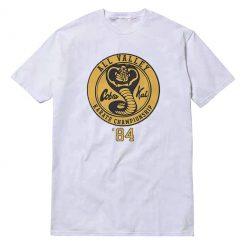 Cobra Kai Karate Championship T Shirt