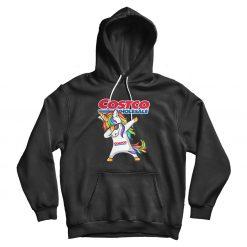 Costco Unicorn Nike Black Hoodie