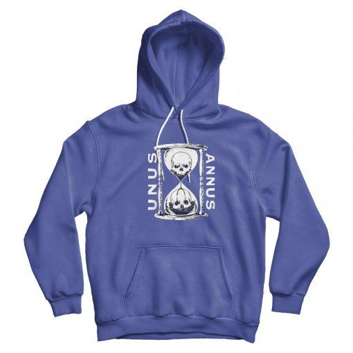 Unus Annus Blue Hoodie
