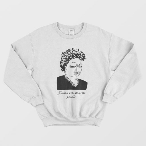 Stacey Abrams for Governor Sweatshirt For Unisex