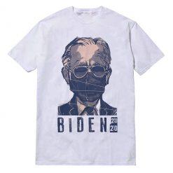 Biden Mask 2020 White T-Shirt
