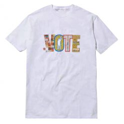 The Gap Collective Vote White T-Shirt