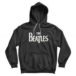 Beatles Font Hoodie