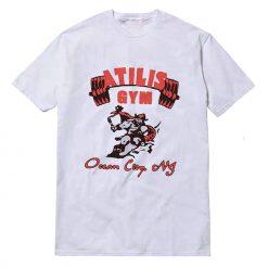 Atilis Gym Ocean City Unisex T-Shirt