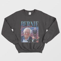 Bernie Sanders Viral Inauguration Meme Sweatshirt Design