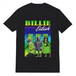 Bille Eilish Vintage Unisex T-shirt