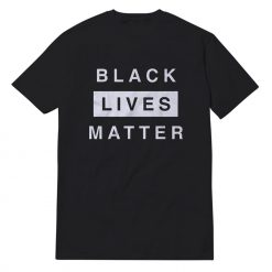 Distressed Black Lives Matter Unisex T-Shirt