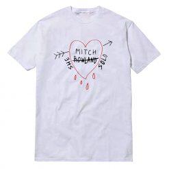 Mitch Rowland She Solo Vintage Unisex T-Shirt