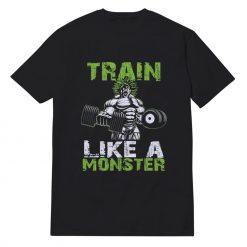 Train Like A Monster Classic Unisex T-Shirt