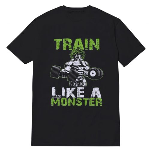 Train Like A Monster Classic Unisex T-Shirt