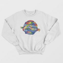 World Pride White Sweatshirt