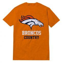 Carter's NFL Denver Broncos T-Shirt For Unisex