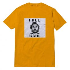 Free Carl Workaholics Fans T-Shirt For Unisex