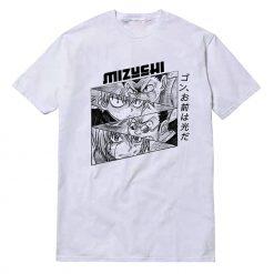 Hunter X Hunter Mizuchi Street T-Shirt For Woman's Or Men's
