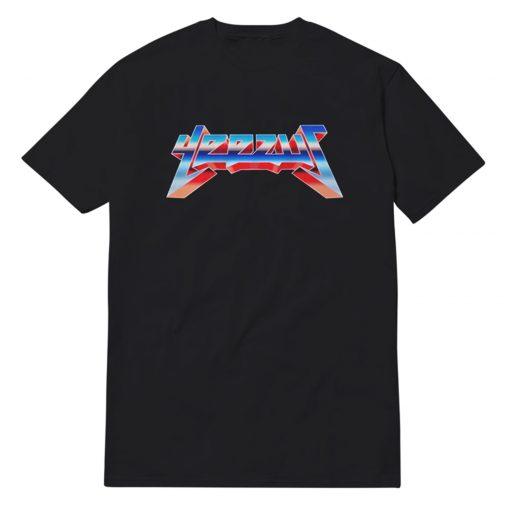 Yeezus Kanye West Tour Black Vintage T-shirt Unisex