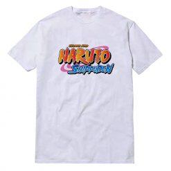 Naruto Shippuden Short Sleeve Summer Unisex T-Shirt