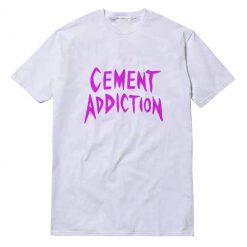 Cement Addiction Hibike Euphonium T-shirt
