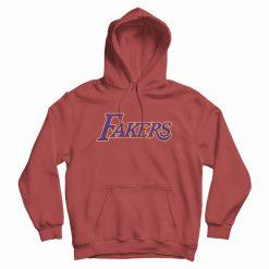 Fakers Hoodie Los Angeles Lakers