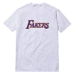 Fakers T-shirt Los Angeles Lakers
