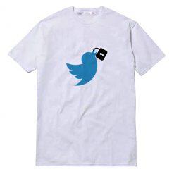 Twitter Locked T-shirt