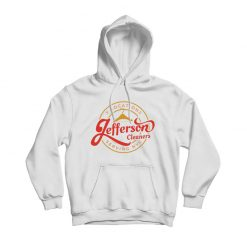 7 Locations Jefferson Cleaners Hoodie