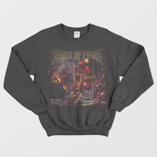 Existence Is Futile Sweatshirt