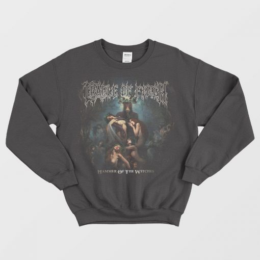 Hammer Of The Witches Sweatshirt