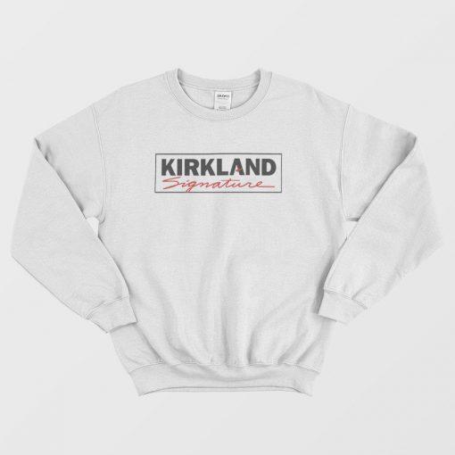 Kirkland Signature Sweatshirt
