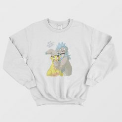 Open Your Eyes Morty Sweatshirt