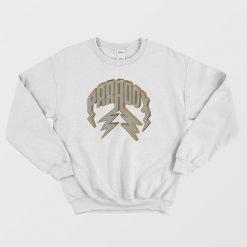 Paradox White Sweatshirt