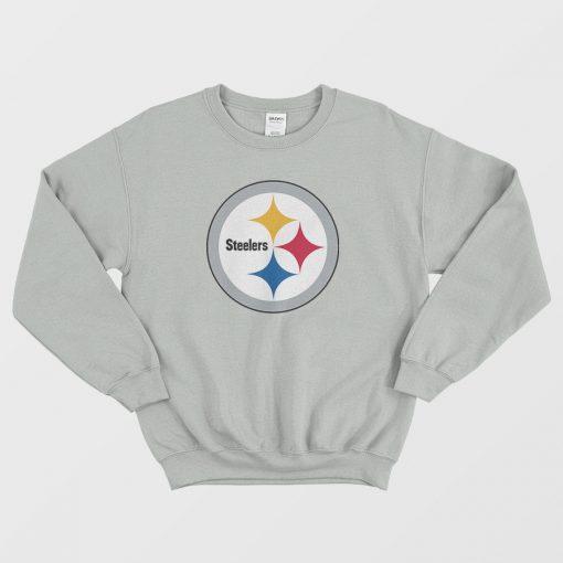 Steelers Silver Sweatshirt
