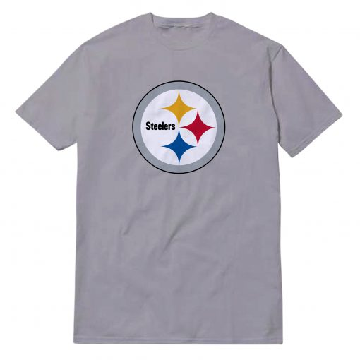 Steelers Silver T-Shirt