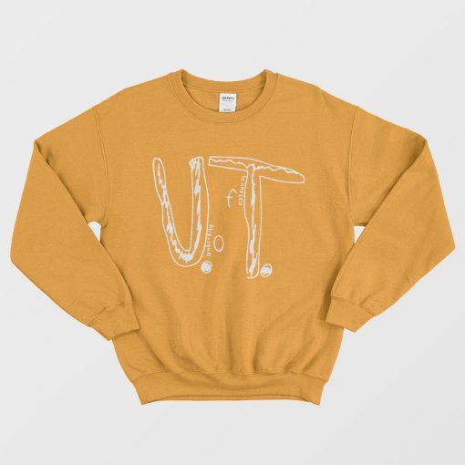 University Of Tennessee Orange Sweatshirt