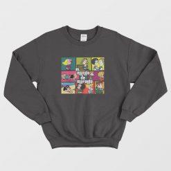 Mafalda GTA Parody Sweatshirt
