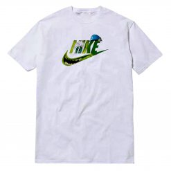 Mike Monster Inc Just Do It Parody T-Shirt